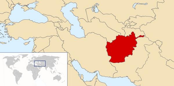 Afghanistan  Wikimedia