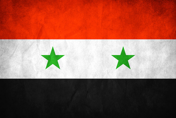 800px Syria Flag